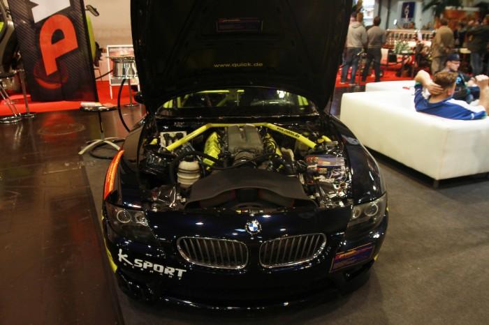 V10 BMW Z4
