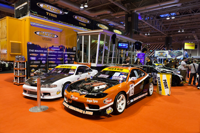 NEWS: The MAXXIS British Drift Championship 2013