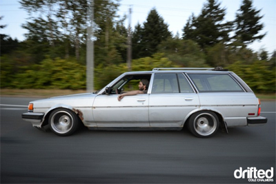 STAFF PROJECT: The Life and Death of the Swagger Wagon