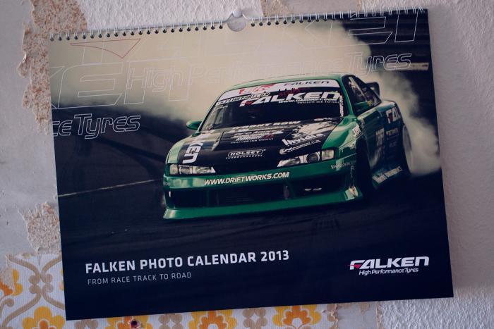 falken calendar