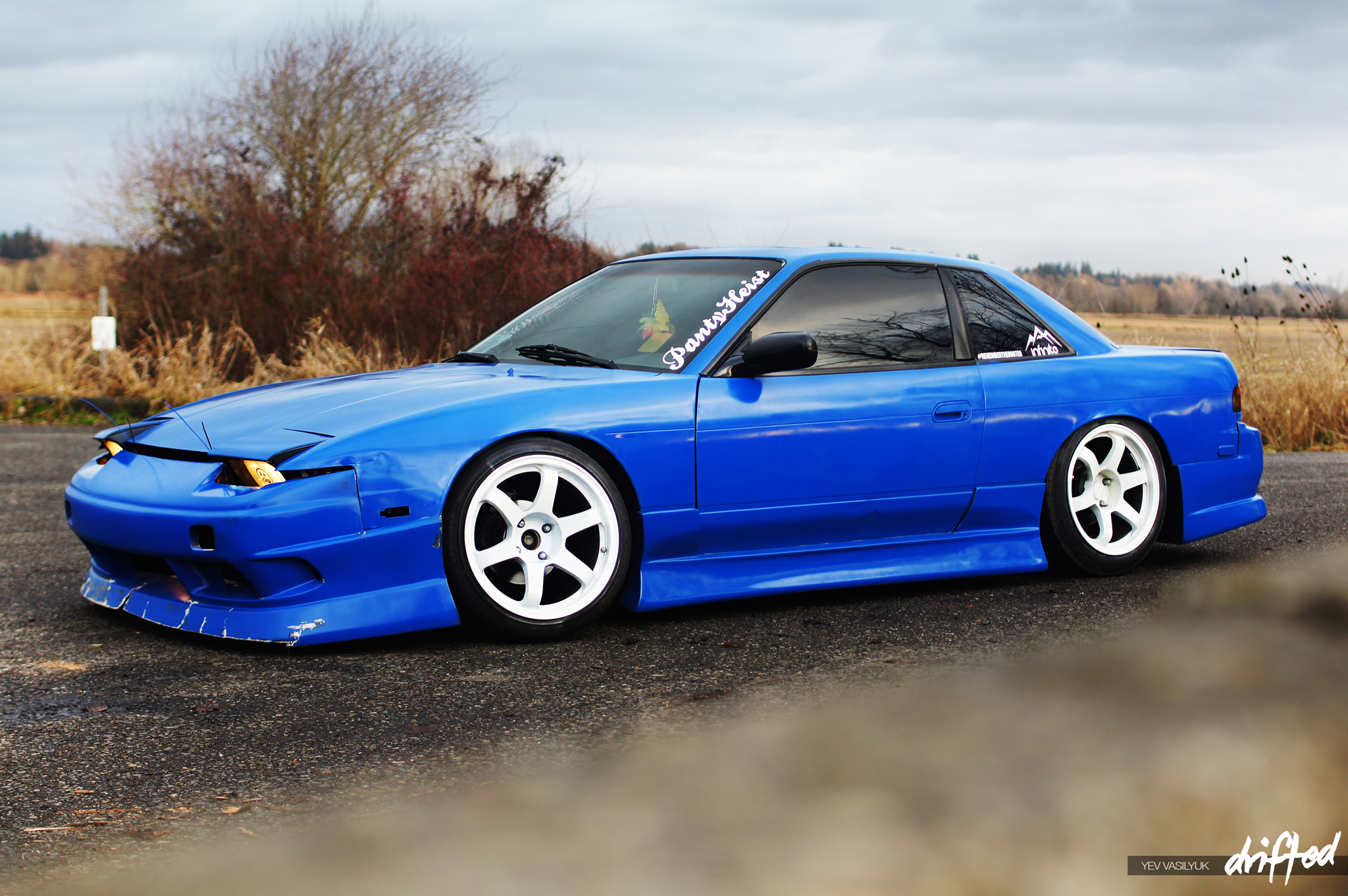 Kody's Parking Lot Built 240SX | Drifted com