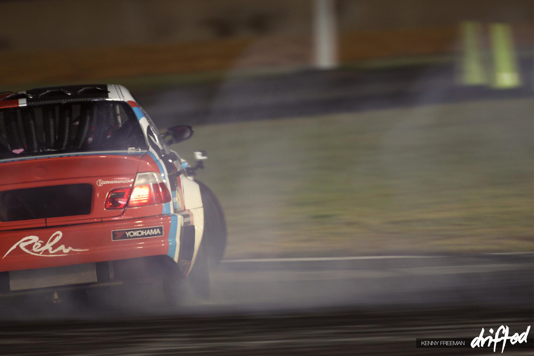 Michael Essa Yokohama Tire BMW M3