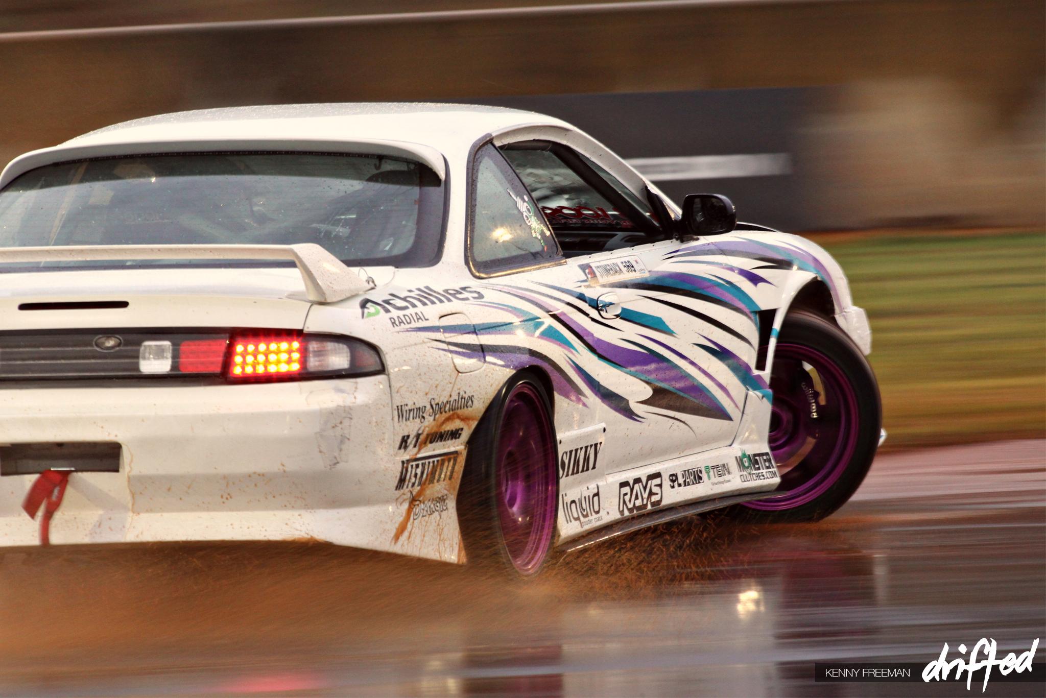 Geoff Stoneback GSR Nissan S14
