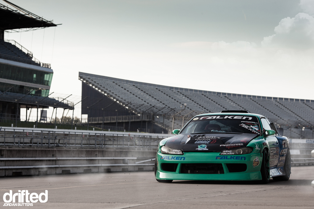 Fifth Gear Team Falken