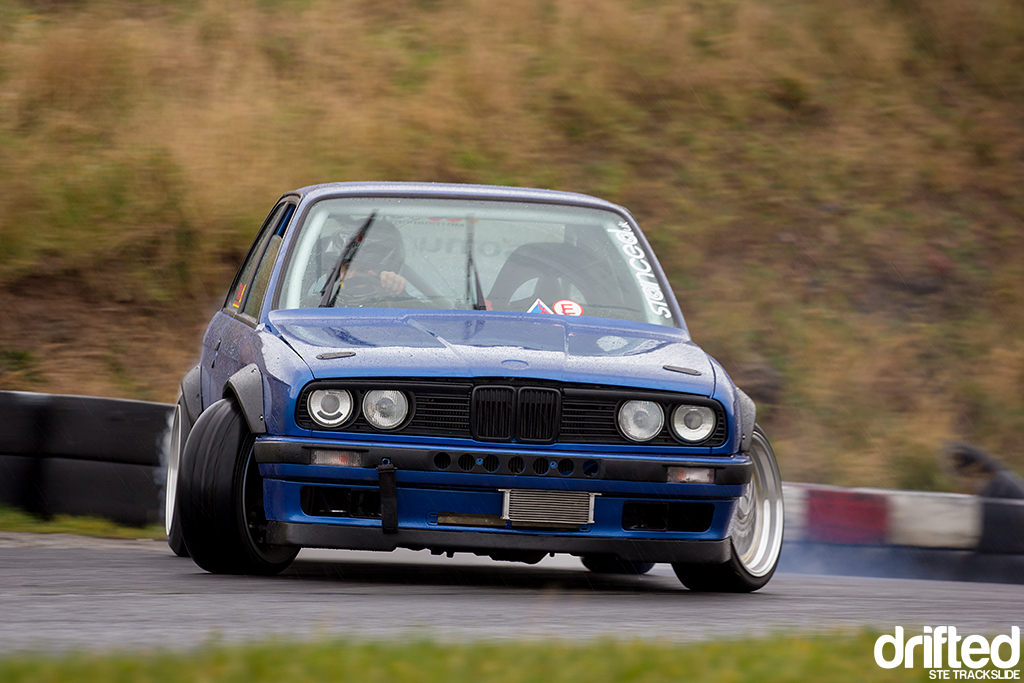 bmw classic drift car