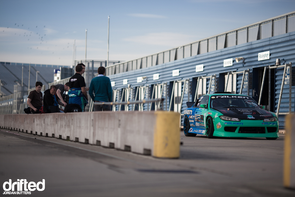fFifth Gear Team Falken