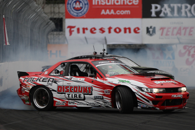 EVENT: Formula DRIFT in the Streets of Long Beach