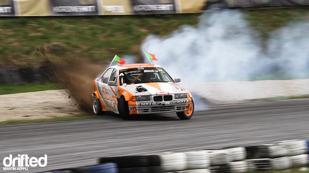 BMW gravel
