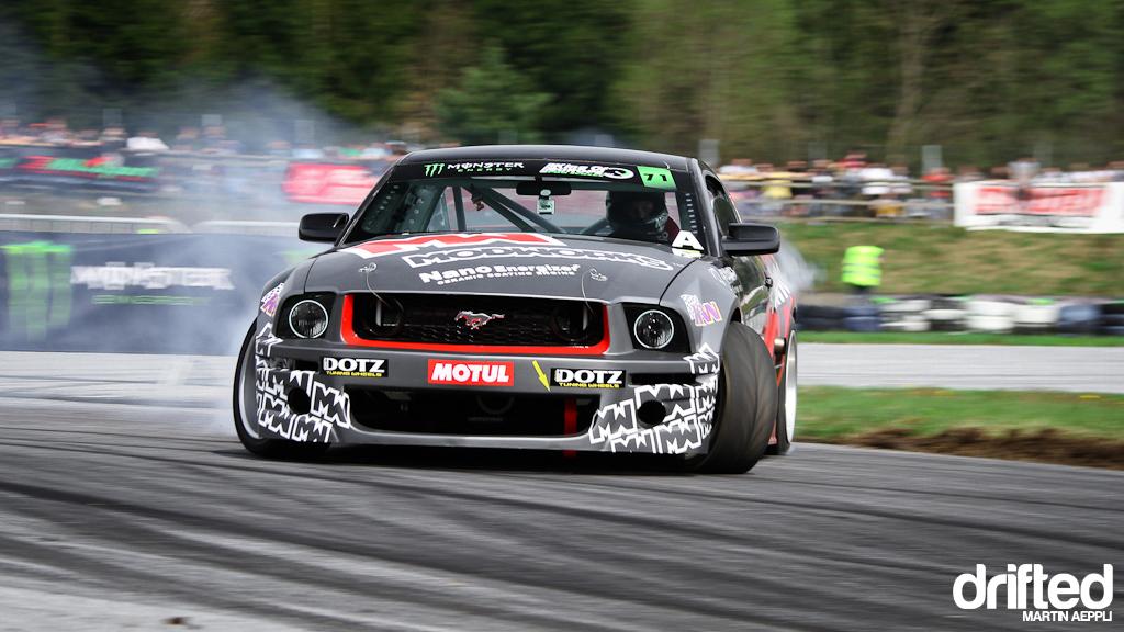 Enekes Mustang