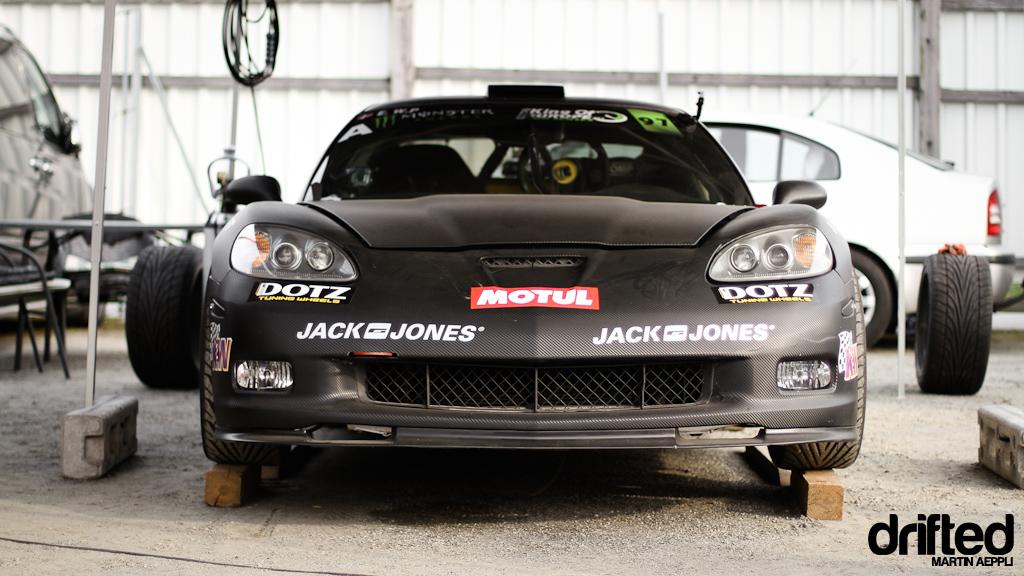 Precision Racing Corvette