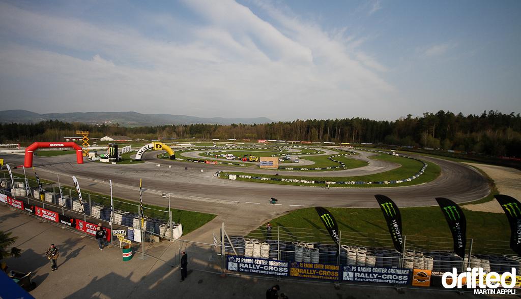 Greinbach Track