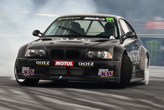 DRIFT CAR: Cartu Drifting 2JZ E46
