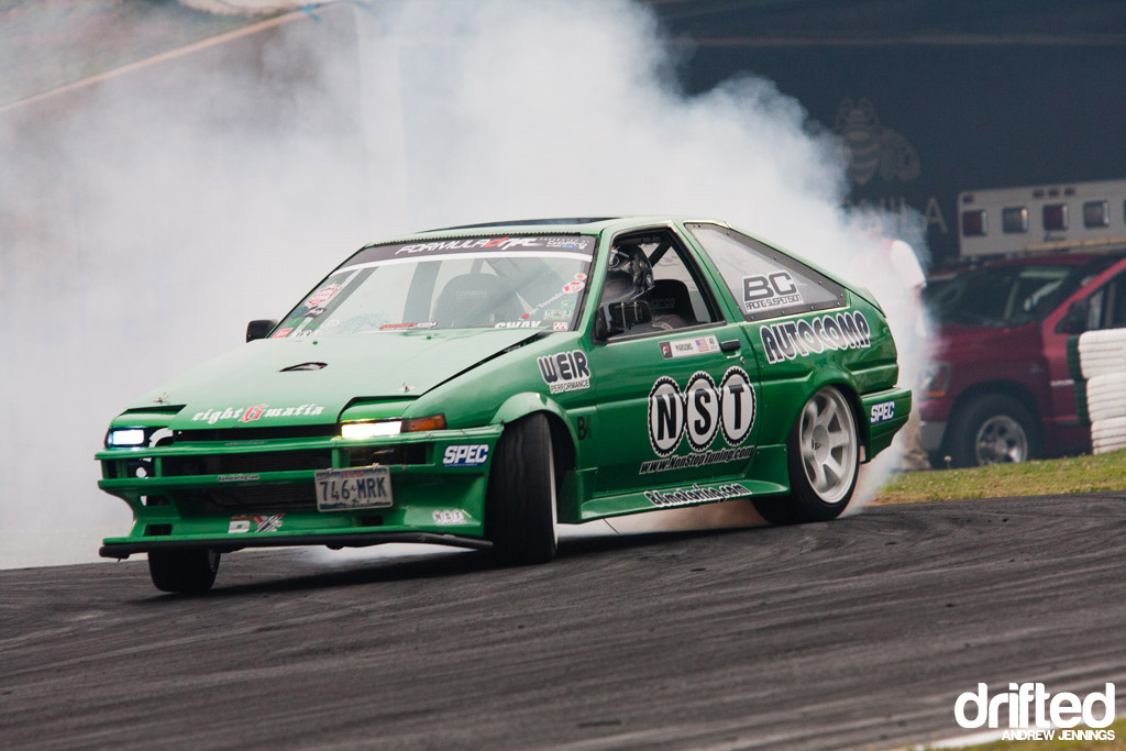 Will Parsons Non-Stop Tuning AE86
