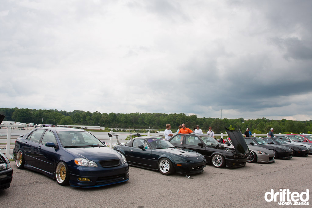 Slammed Society Car Show