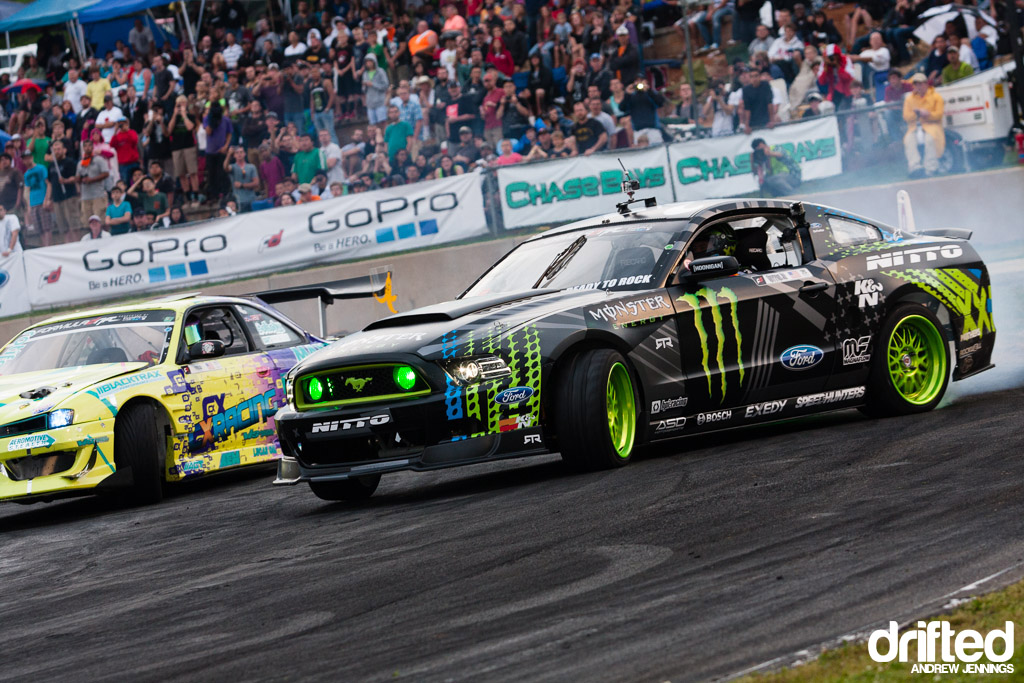 Vaughn Gittin Jr. vs. Matt Field