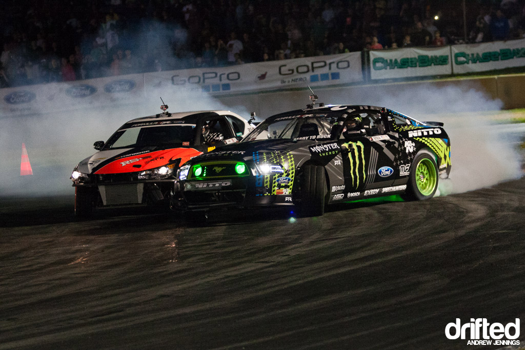 Vaughn Gittin Jr. vs. Fredric Aasbo