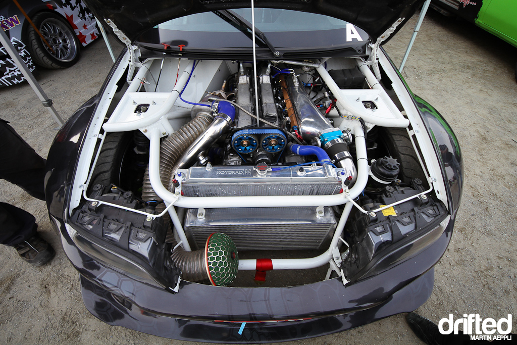 Cartu E46 engine