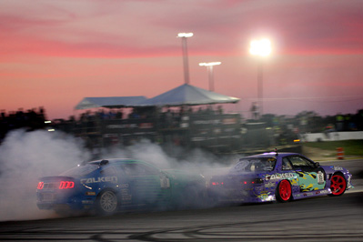 LIVESTREAM: Formula Drift 2013: Round 3: Palm Beach