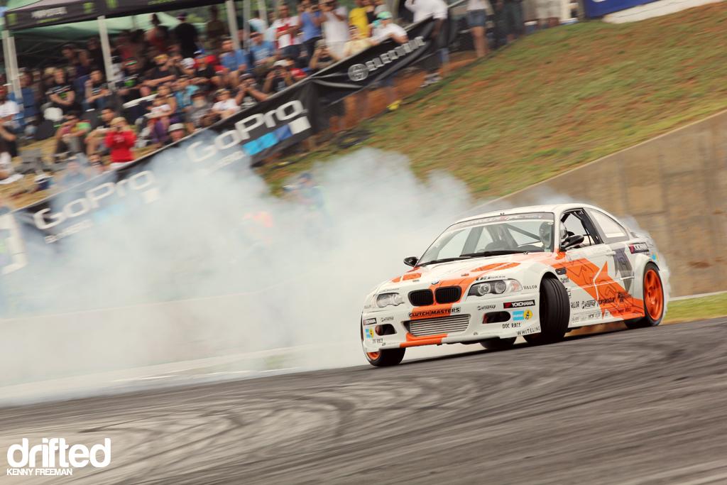 Michael Essa GSR BMW E46