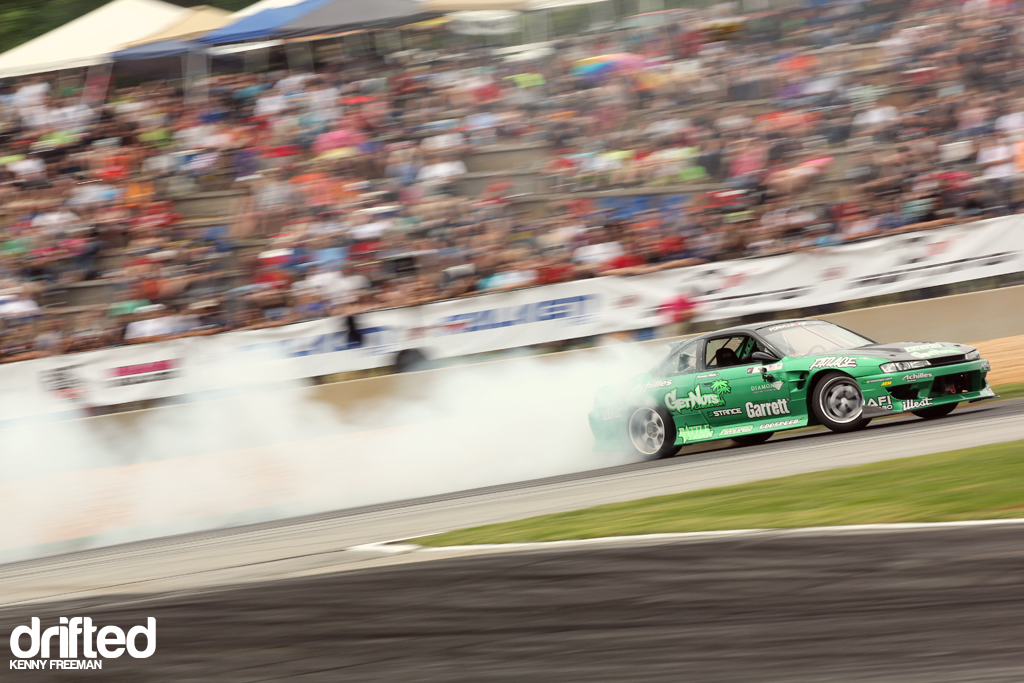Forrest Wang Get Nuts Labs Nissan 240SX