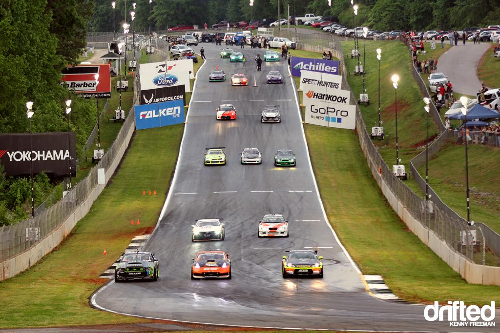 Formula Drift Road Atlanta Top 16 Introduction