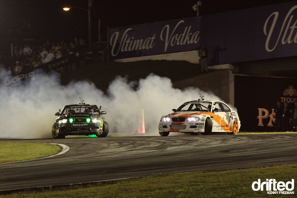 Mike Essa vs. Vaughn Gittin Jr.