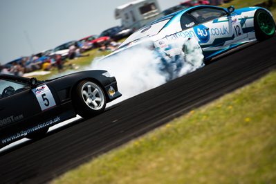 EVENT: 2013 Maxxis British Drift Championship: Round Two: Pembrey Circuit