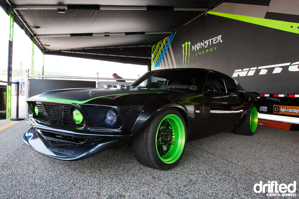 Gittin's RTR Mustang Classic