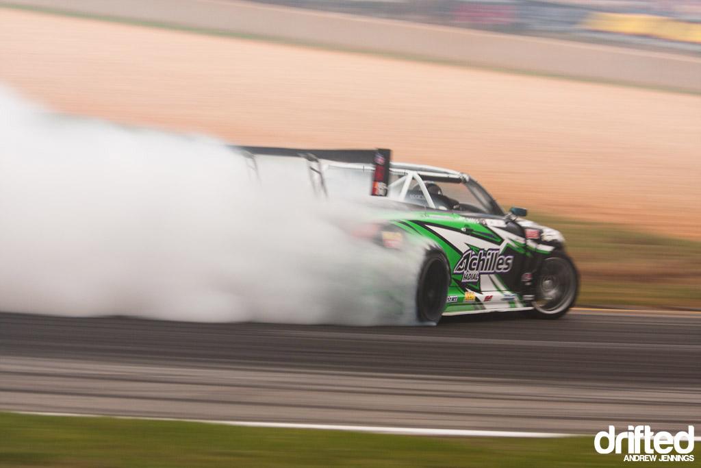 Daigo Saito Achilles Radial Lexus SC430