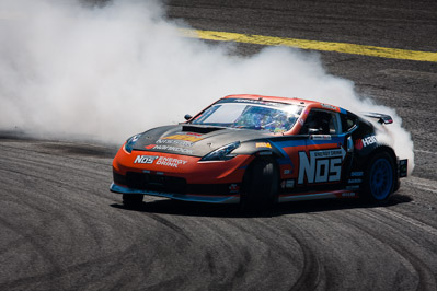 DESKTOP: Chris Forsberg's NOS Energy Nissan 370Z