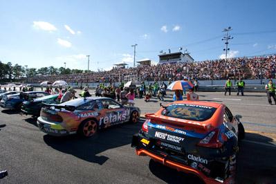LIVESTREAM: Formula Drift 2013: Round 4: New Jersey
