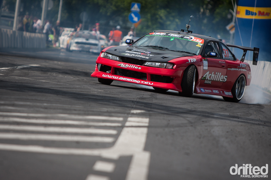 240sx s14 drift