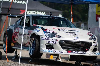 SNAPSHOT: Toshiki Yoshioka's GT-NET Tomei Subaru BRZ