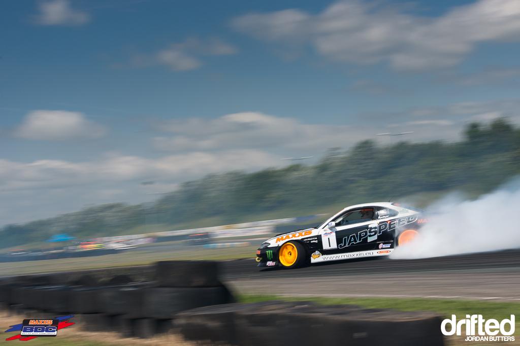 Jordan Butters BDC RD3 Smokey 1
