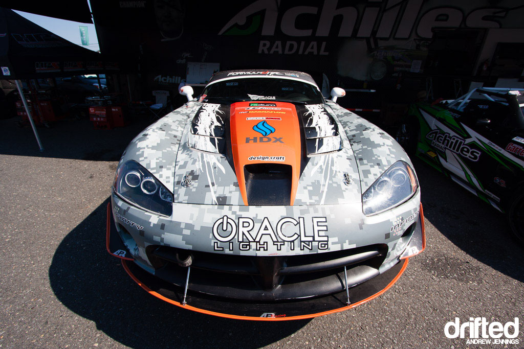 Dean Kearney's Oracle Lighting Dodge Viper