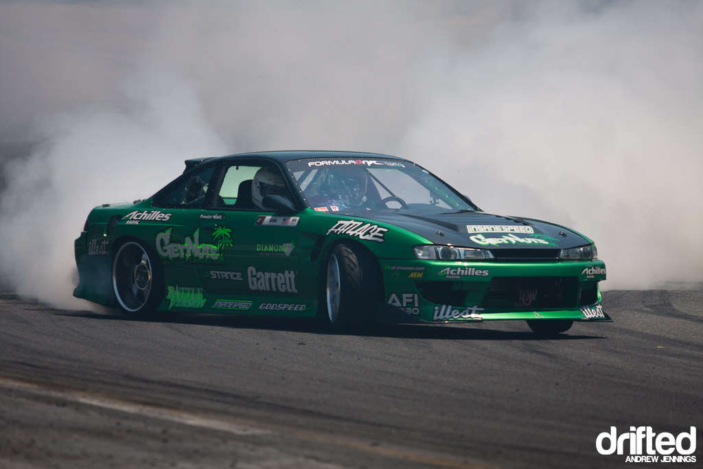 Forrest Wang Get Nutz Labs Nissan S13