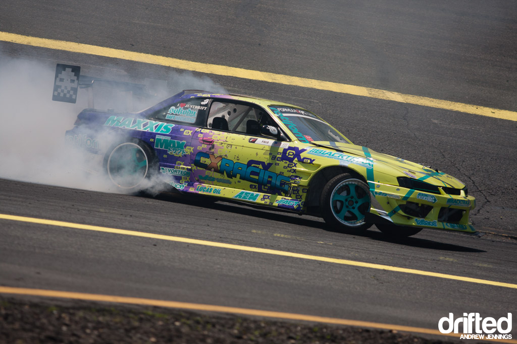Matt Field CXRacing Nissan 240SX
