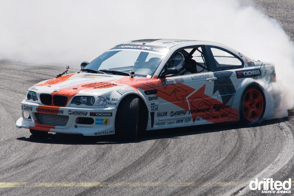 Michael Essa GSR Autosport BMW M3