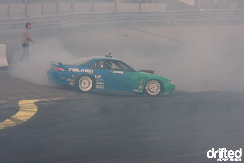 Darren McNamara spin