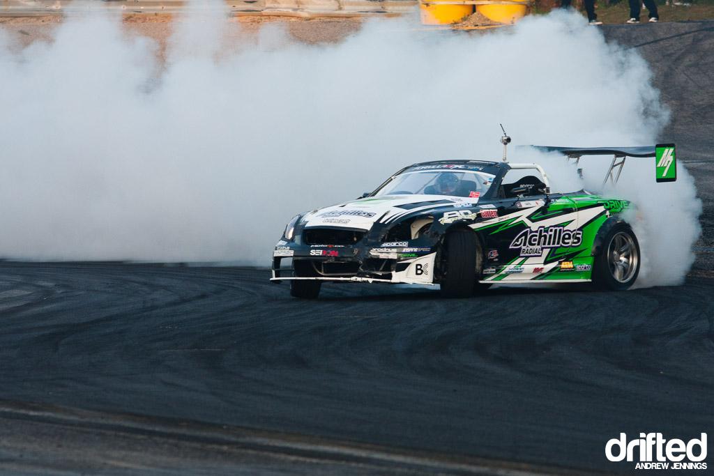Daigo Saito wins Formula D Wall NJ