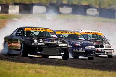 EVENT: 2013 Maxxis British Drift Championship Team Triple Event