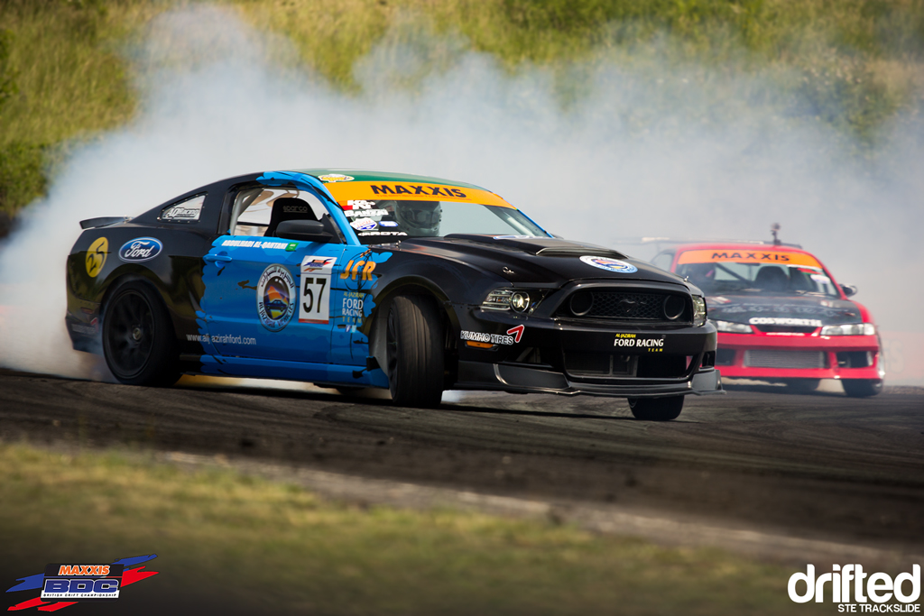 Ste Trackslide BDC RD3 Mustang Vs Steve Moore 2