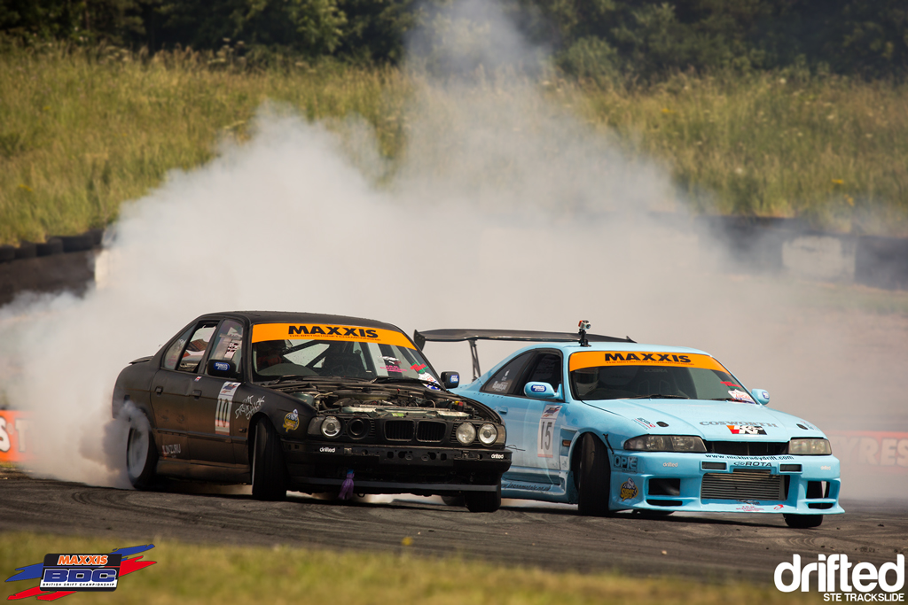 Ste Trackslide BDC RD3 5 Series Vs Blue R33 2