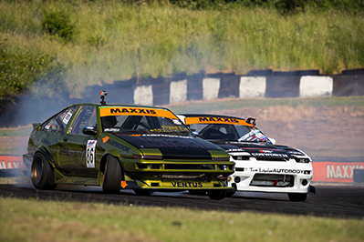 EVENT: The Scorcher: 2013 Maxxis British Drift Championship Round Three