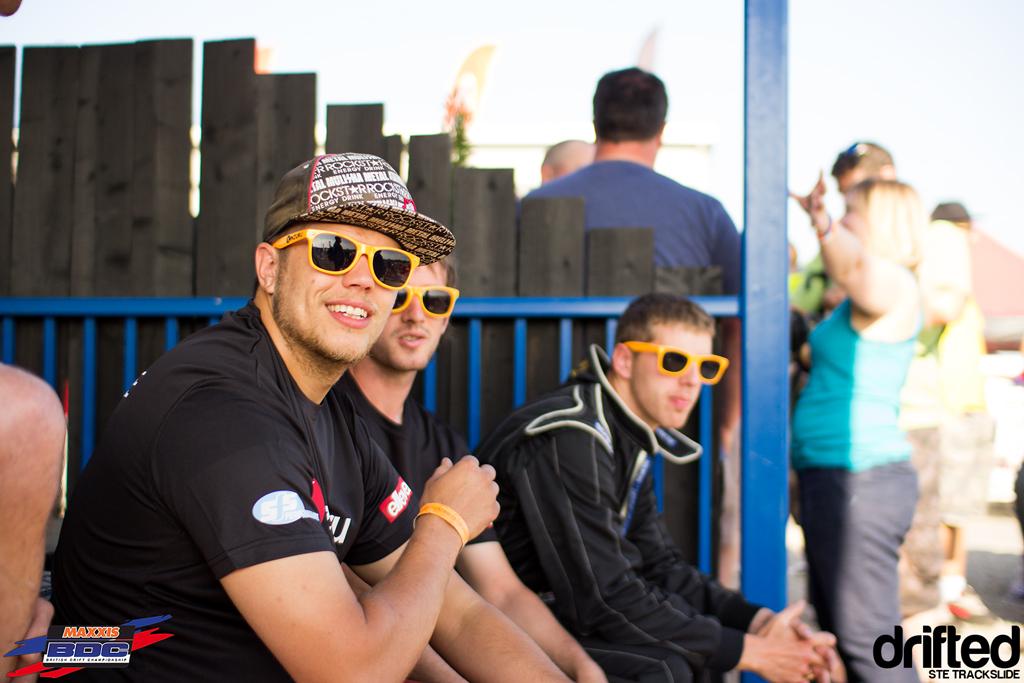 Ste Trackslide BDC Team Event 2013 Team Rampstyle Glasses Shot 2
