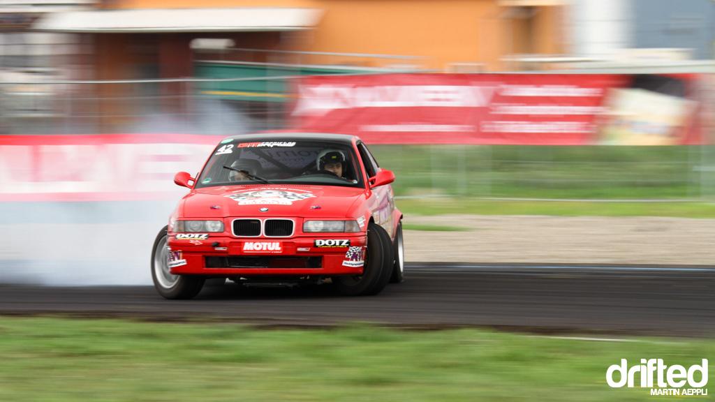 Jumy Iulian, BMW E36