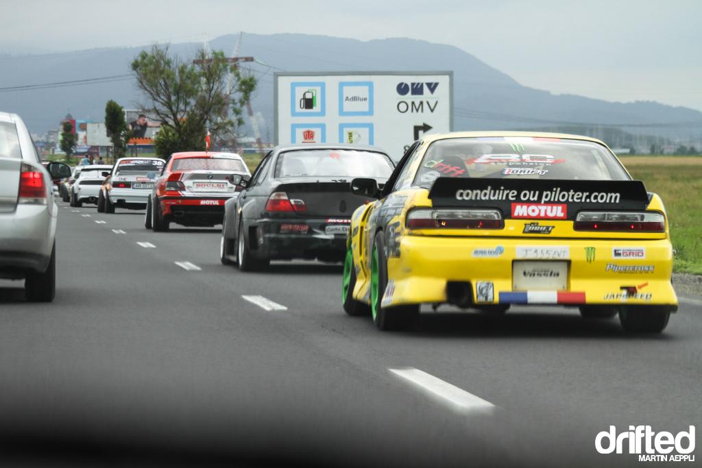 KoE Traffic Jam