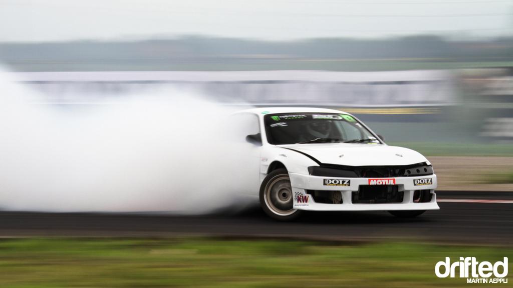 Calin Ciortan, S14 AMG V8