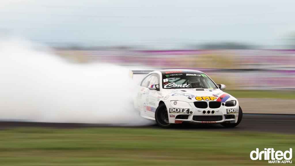 Francesco Conti, BMW E92 GT4