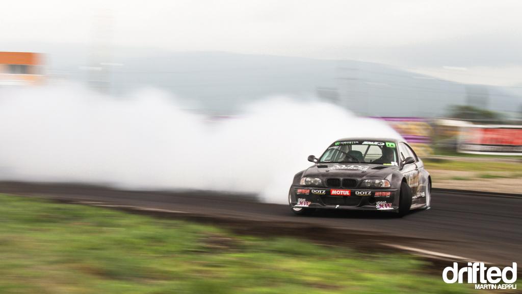 Adam Frank, Cartu Drifting E46 2JZ